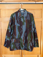 Indonesian 'Flowing Blood' Special Forces Paramilitary Camo Jacket, Size XL