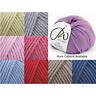 Jenny Watson Designs Pure Merino DK Wool 50g Ball Knitting Yarn Knit Craft
