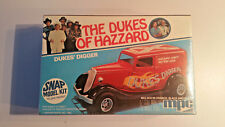 Vintage MPC The Dukes Of Hazzard Dukes Digger factory sealed 1/32 Model kit.