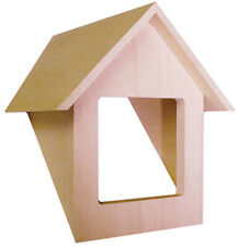 Casa de Muñecas Miniatura Tradicional Dormer Ventana Unidad 1:12 Escala