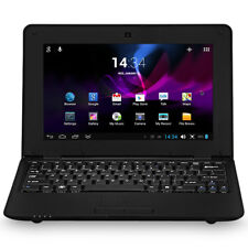 "10.1"" 1088 Android Laptop Netbook WM8880 Dual Core 1.5GHz WSVGA 4GB WIFI Camera"
