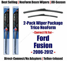2pk Super-Premium NeoForm Wipers fit 2006-2012 Ford Fusion - 16240/190