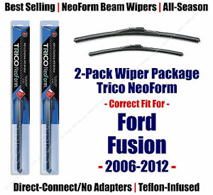 2pk Super-Premium NeoForm Wipers fit 1998-2008 Ford F Series Pickup - 16200x2