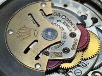 ROLEX WATCH - TECHNICAL PARTS SHEET MOVEMENT CALIBRES INFORMATION & REPAIRS