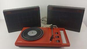 Tourne-disque Schneider stereo 5200 années 70