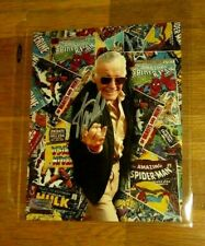 Stan Lee Hand Signed Autographed 8x10 Photo Certified Coa Marvel Hulk X-Men J-14
