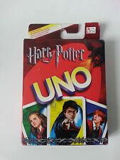 NEW SEALED Harry Potter Uno Card Game 2005 Original Issue VERY RARE UNOPENED