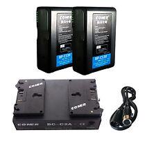 Wiederaufladbar 14.8v 130Wh V-halterung/V Verschluss Batterien 8800mAh Li-on