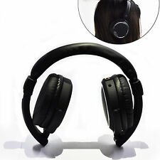 Universal Wired Earphones Over-Ear Noise-Canceling Headphones Portable Headset