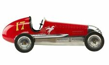 PC013R Authentic Models 1930s BB Korn Tether Car Replica in Red Spindizzy