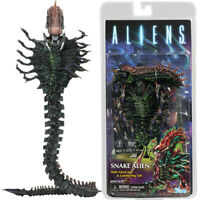 "NECA Snake Alien 7"" Action Figure Series 13 Aliens Movie Collection w Attack Jaw"
