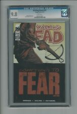 The Walking Dead #101 CGC 9.8 NM/MT 8/12 Image Comics Something to Fear