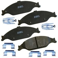 Disc Brake Pad Set-Stop Ceramic Brake Pad Front Bendix fits 99-04 Ford Mustang