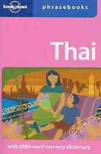 Thai: Lonely Planet Phrasebook-ExLibrary