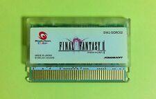 Final Fantasy 2 II FF2 WonderSwan Color WSC WS Wonder Swan JAPAN USED
