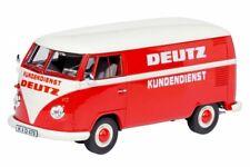 * 1:32 Rückzugmotor 1962 Volkswagen VW Bus Bulli T1