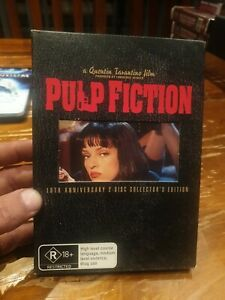 Pulp Fiction DVD 2 Disc Collector's Edition