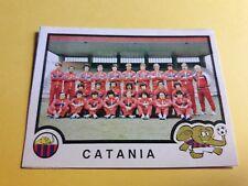 CATANIA SQUADRA FIGURINA ALBUM CALCIATORI PANINI 1982/83 n°403 rec