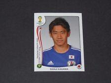 256 KAGAWA MANCHESTER UNITED JAPON NIPPON PANINI FOOTBALL WORLD CUP 2014 BRASIL