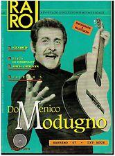 RIVISTA MUSICALE RARO N°20 STADIO ELVIS PRESLEY RICK GRIFFIN MODUGNO ART895