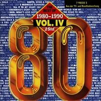 Best of 1980-1990 04:Queen, Chris Rea, Starship, Simply Red, Bangles, T.. [2 CD]