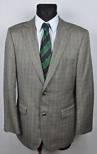 HUGO BOSS SILK & WOOL Blazer UK 40 Coat Sport Jacket Suit EUR 50 Gr. Sakko Jacke