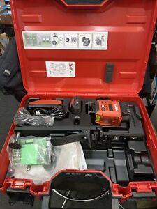 Hilti PM 30-MG Laser Level NEW Never Used