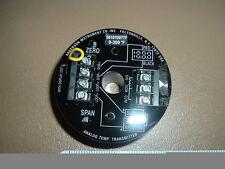 ANDERSON INSTRUMENT 561010077F ANALOG TEMP. TRANSMITTER 0-300 DEG. F