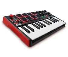 Akai MPK Mini MKII 25-Key Compact USB MIDI Keyboard and Pad Controller