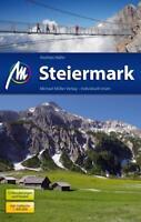 Reiseführer STEIERMARK, GRAZ 2017/18 Michael Müller Verlag Österreich UNGELESEN