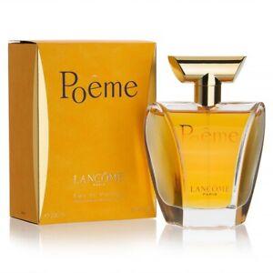 LANCOME POEME for WOMEN * 3.3/3.4 oz (100ml) EDP Spray * NEW & SEALED