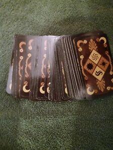 Homestuck 78 Card Tarot Deck - 2012 Kickstarter Reward--Super Rare