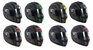Zoan Adult Optimus Raceline Snowmobile Modular Helmet Matte All Colors XS-3XL