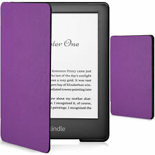 Kindle 2019 Case | Smart Protective Cover Case | Ultra Slim Lightweight | Purple