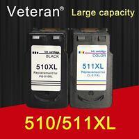 cartouche d'encre pixma pour canon pg-510 pg 510 cl 511 mp250 mp280 IP2700 MP240