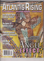 Atlantis Rising Mag The Angel Effect Rosslyn Chapel July/August 2011 013120nonr