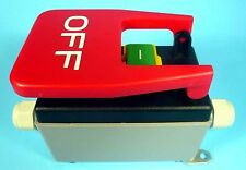 Shop Fox Safety Paddle ON/OFF Switch In Enclosure For 220 VAC Machines D4159 New