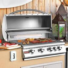 """32"""" BLAZE STAINLESS STEEL DROP IN/ BUILT IN BARBECUE BBQ OUTDOOR ISLAND GRILL"""