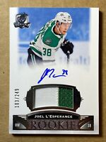 2019-20 The Cup Joel L'Esperance Rookie Auto Patch 2-Color RPA /249 Stars 140