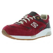 New Balance Mens 1600 Red Athletic Shoes Sneakers 11.5 Medium (D) BHFO 3385