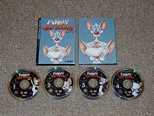 Pinky and the Brain - Vol. 2 DVD 2006 4-Disc Set Complete