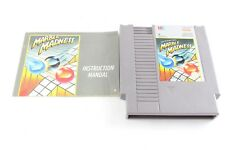 NES Nintendo mármol Madness Carro Cartucho PAL juego probado