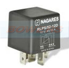 5 PIN RLP/52-12D RE2689.10 12V 40/15A WITH DIODE CHANGE OVER MULTI