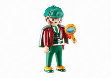 PLAYMOBIL 6525 Sherlock Holmes NUEVO Detective Inspector Victoriano Special 4501