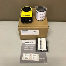 New Cognex IS7010-C01 COLOR In-Sight 7000 Integrated Vision System 24V DC