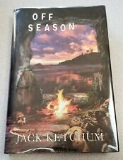 Off Season by Jack Ketchum (2006, Hardcover, Unexpurgated) #297 Of 1000