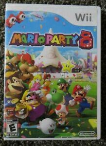Mario Party 8, Mario & Sonic at the Olympic Winter Games, Mario Super Sluggers,