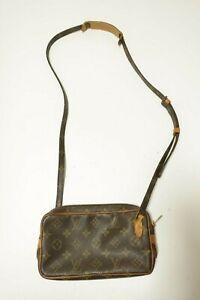 Authentic Louis Vuitton Pochette Marly Bandouliere  Shoulder Bag #9085