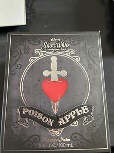 Disney Snow White Poison Apple Parfum Fragrance Perfume Spray XL 3.4 fl oz RARE