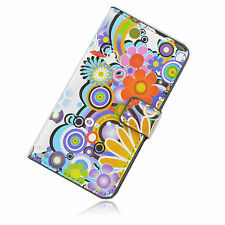 Wallet Magnetic Flip PU Leather Hard Case Cover Stand For LG Optimus L70 New